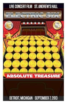 Electric Six - Absolute Treasure