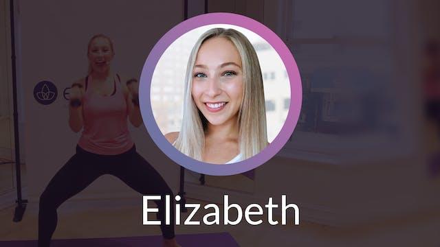 Meet Trainer Elizabeth