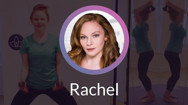 Meet Trainer Rachel