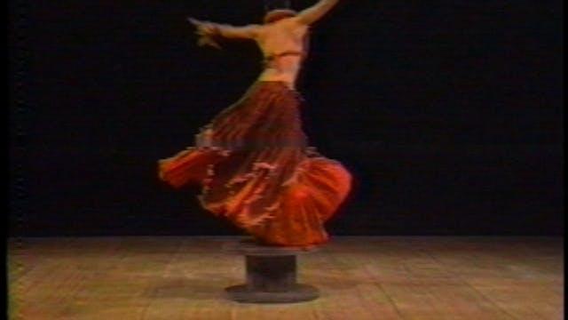 Elena se dança