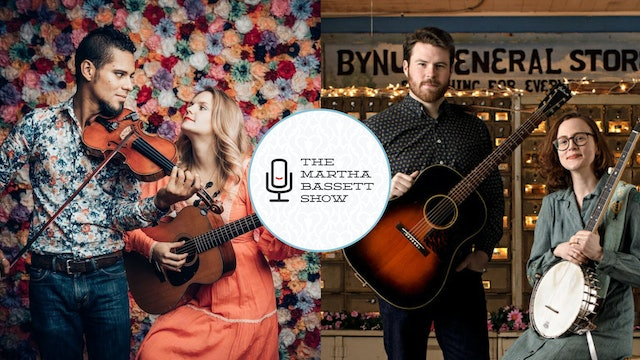 The Martha Bassett Show Ep.3 Ft. Violet Bell and the Chatham Rabbits
