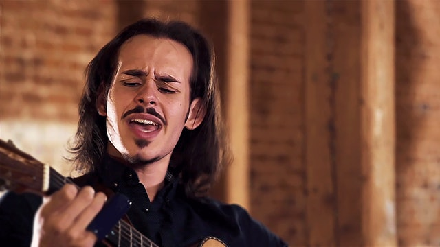 Lakota John performs live