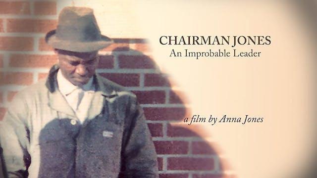 Chairman Jones