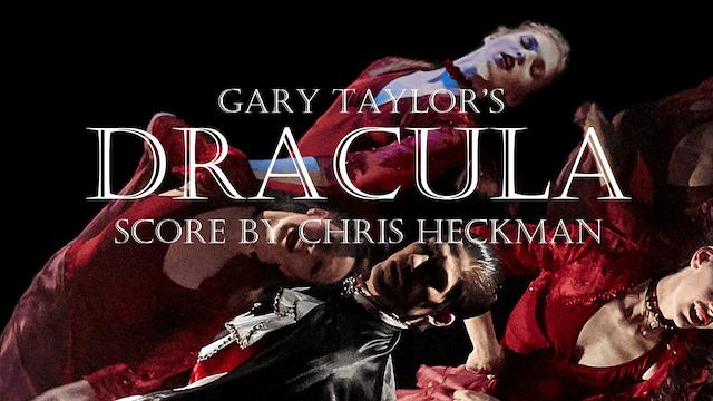 Gary Taylor's Dracula