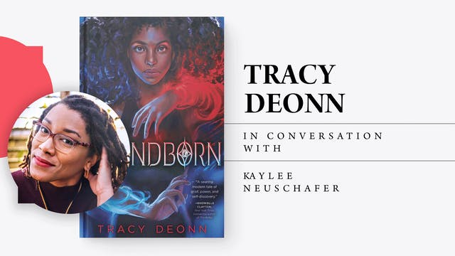 Bookmarks Presents Tracy Deonn in con...