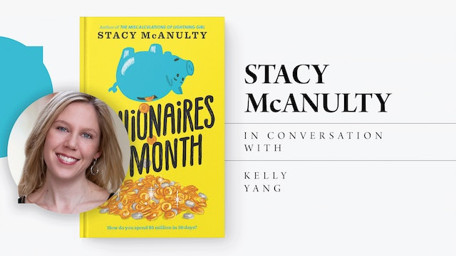 Bookmarks Presents Stacy McAnulty & Kelly Yang in conversation