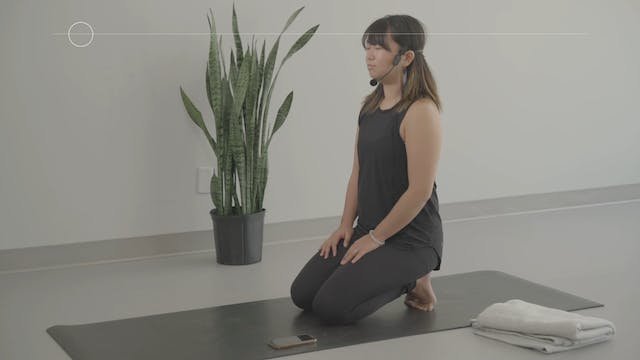 YIN YOGA [Lower Body Focus] with Asami [SHE/HER]