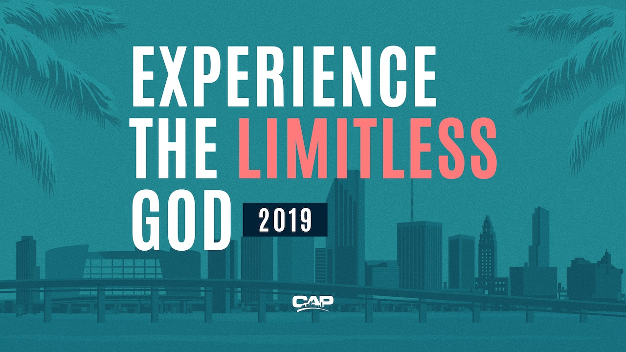 CAP 2019 Experience the Limitless God
