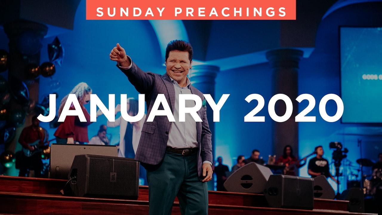 January 2020 Preachings