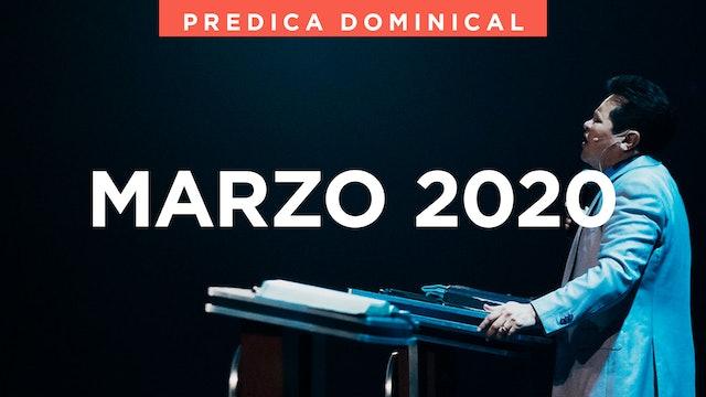 Marzo 2020 Predicas