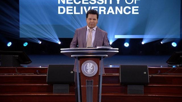 The Necessity of the Ministry of Deliverance - Apostle Guillermo Maldonado