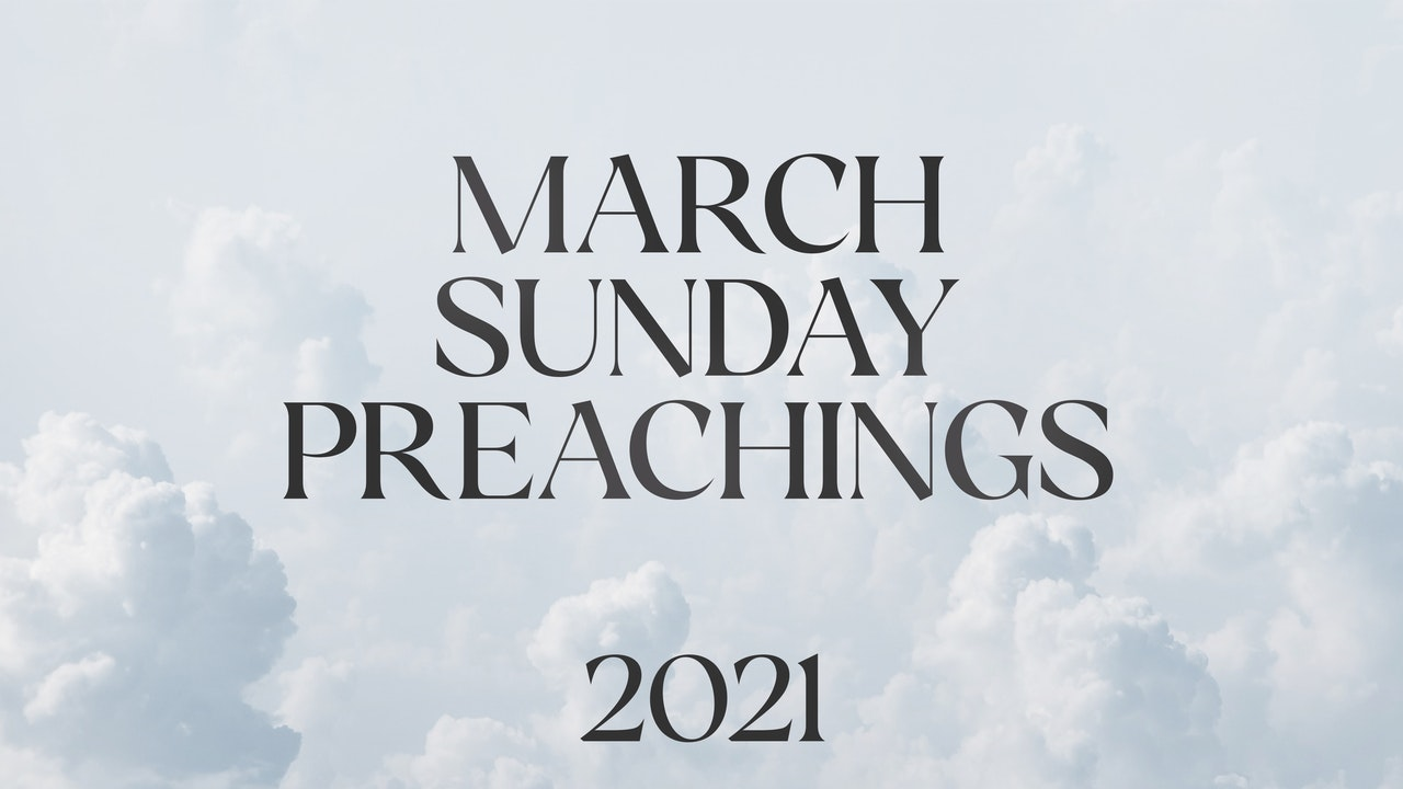 March 2021 Prechings
