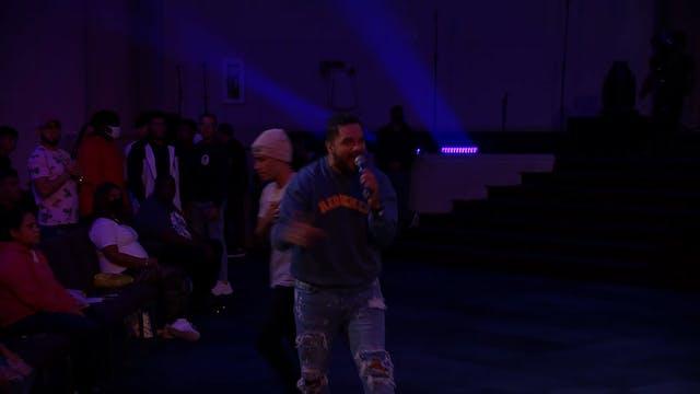 Passion Nights - Pastor Josue