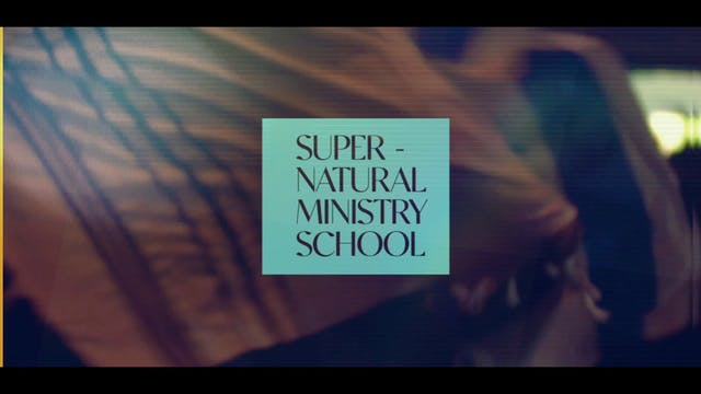 Supernatural Ministry School 2021 - Trailer