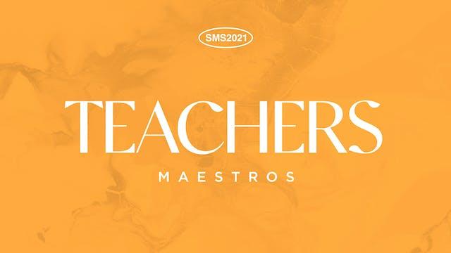 SMS 2021: Teacher's Track