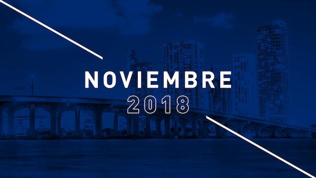 Noviembre 2018 Predicas