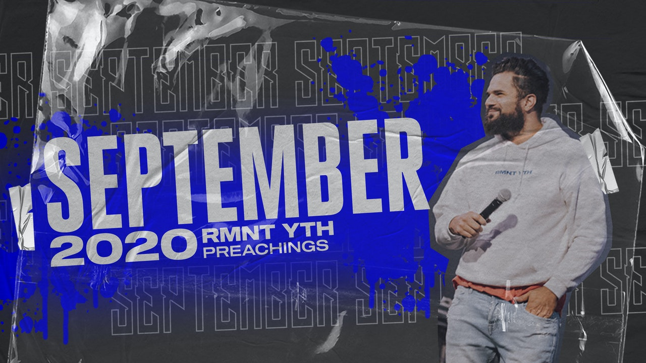 September 2020 Youth Preachings