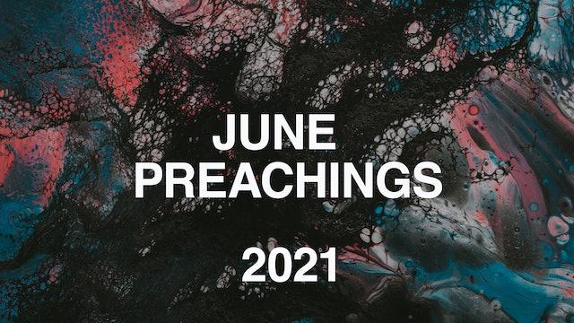 June 2021 Youth Preachings