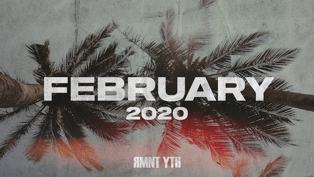 February 2020 Youth Preachings