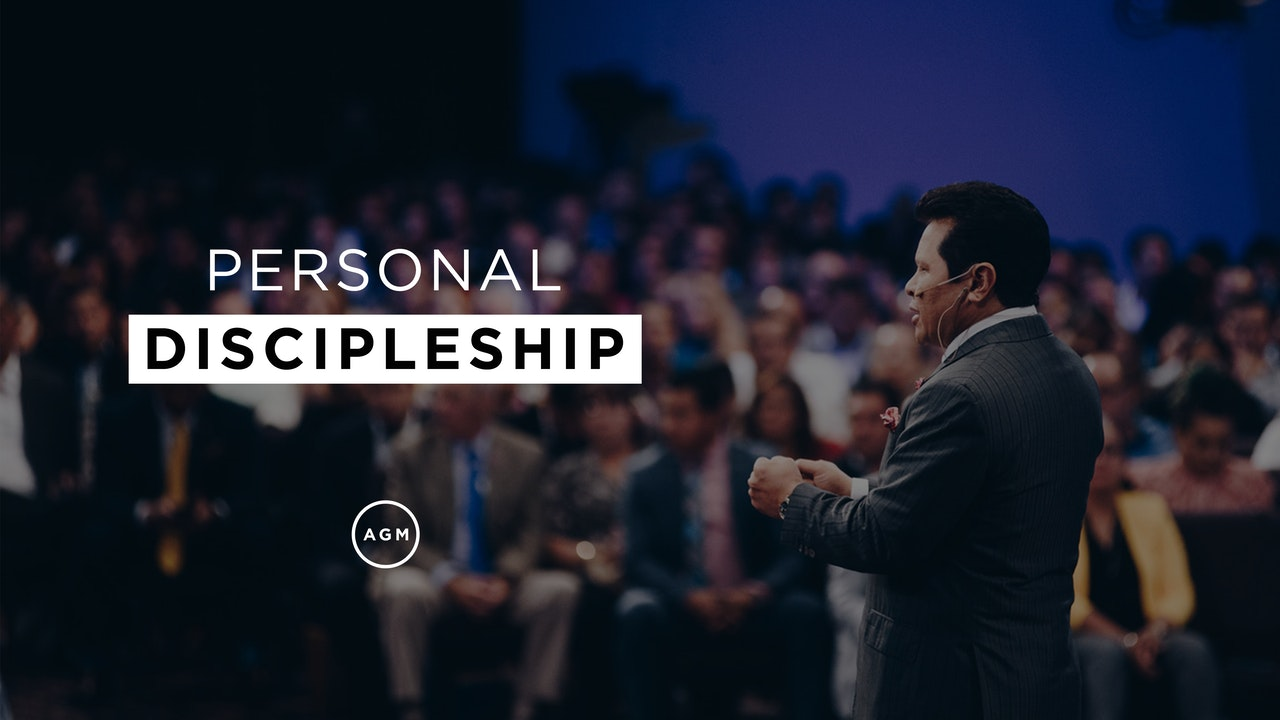 Personal Discipleship with Apostle