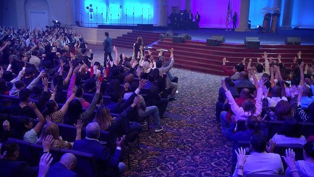 Una llenura fresca del Espíritu Santo Parte 2