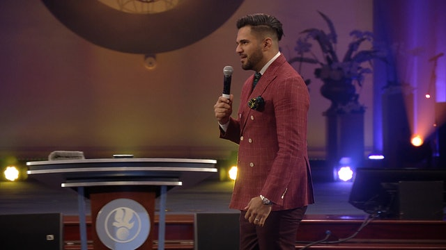 Getting Closer to God - Pastor Josue