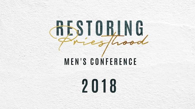 Men's Conference: Restoring Priesthood