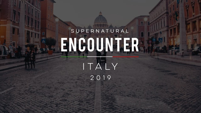 Supernatural Encounter Italy 2019
