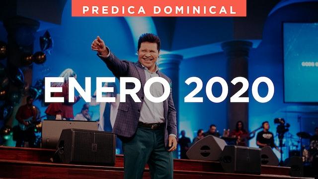 Enero 2020 Predicas