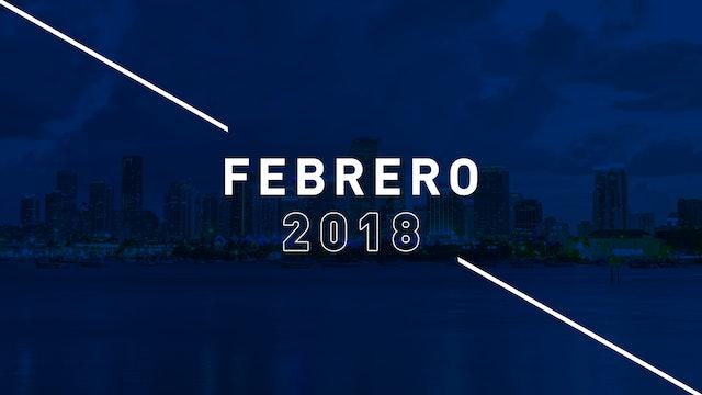 Febrero 2018 Predicas