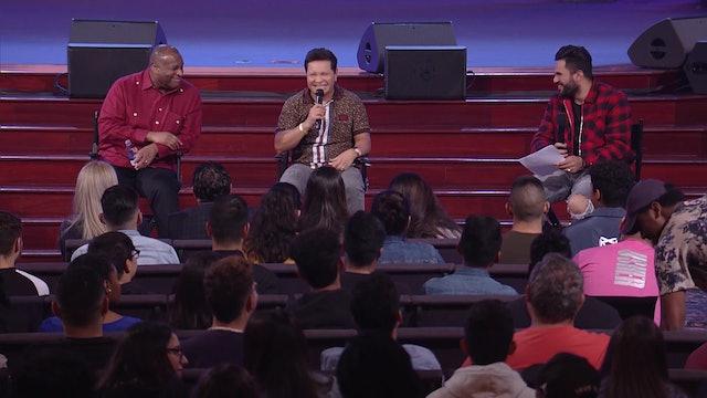 Special Q+A Panel with Apostle Guillermo Maldonado and Apostle Renny Mclean
