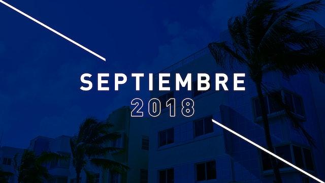Septiembre 2018 Predicas
