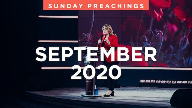 September 2020 Preachings