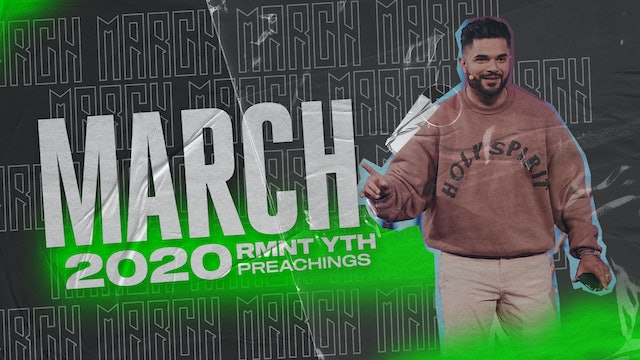 March 2020 Youth Preachings