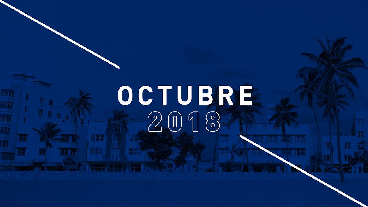 Octubre 2018 Predicas