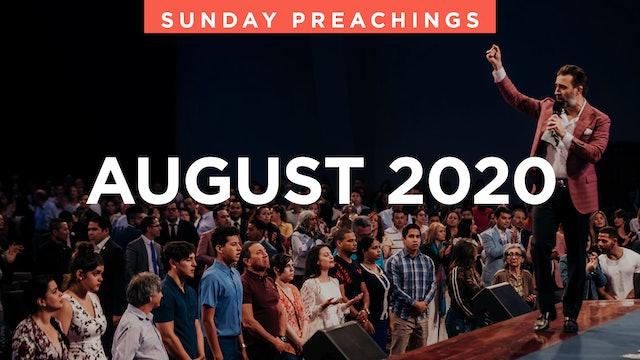 August 2020 Preachings