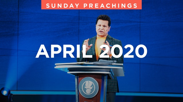 April 2020 Preachings