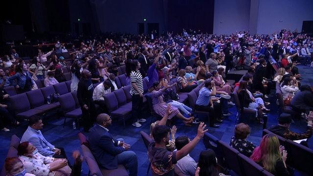 El Mover del Espíritu Santo The Move of the Holy Spirit - Apostle Jonathan F.