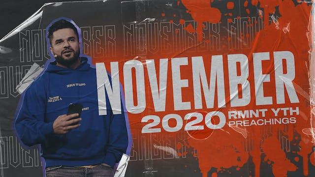 November 2020 Youth Preachings