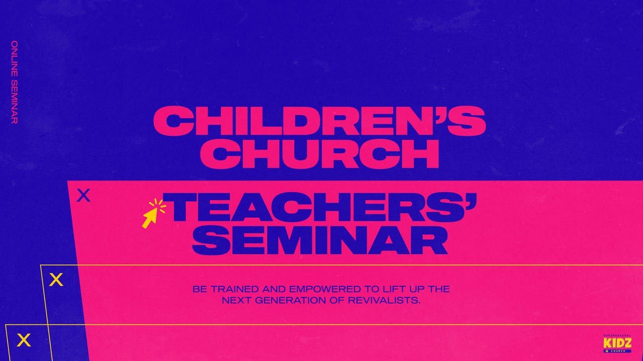 Children's Church Teachers' Seminar 2021