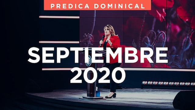 Septiembre 2020 Predicas