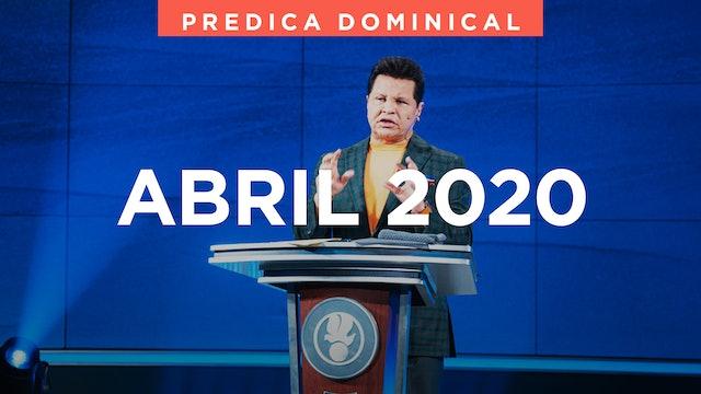 Abril 2020 Predicas