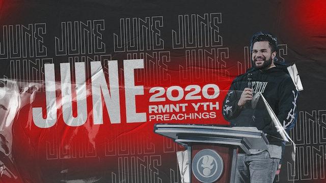 June 2020 Youth Preachings