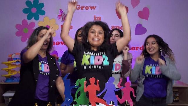 Danzando para Nuestro Rey