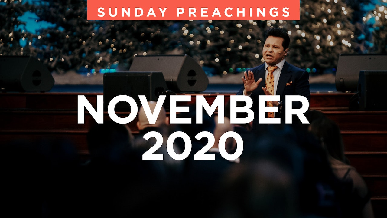 November 2020 Preachings