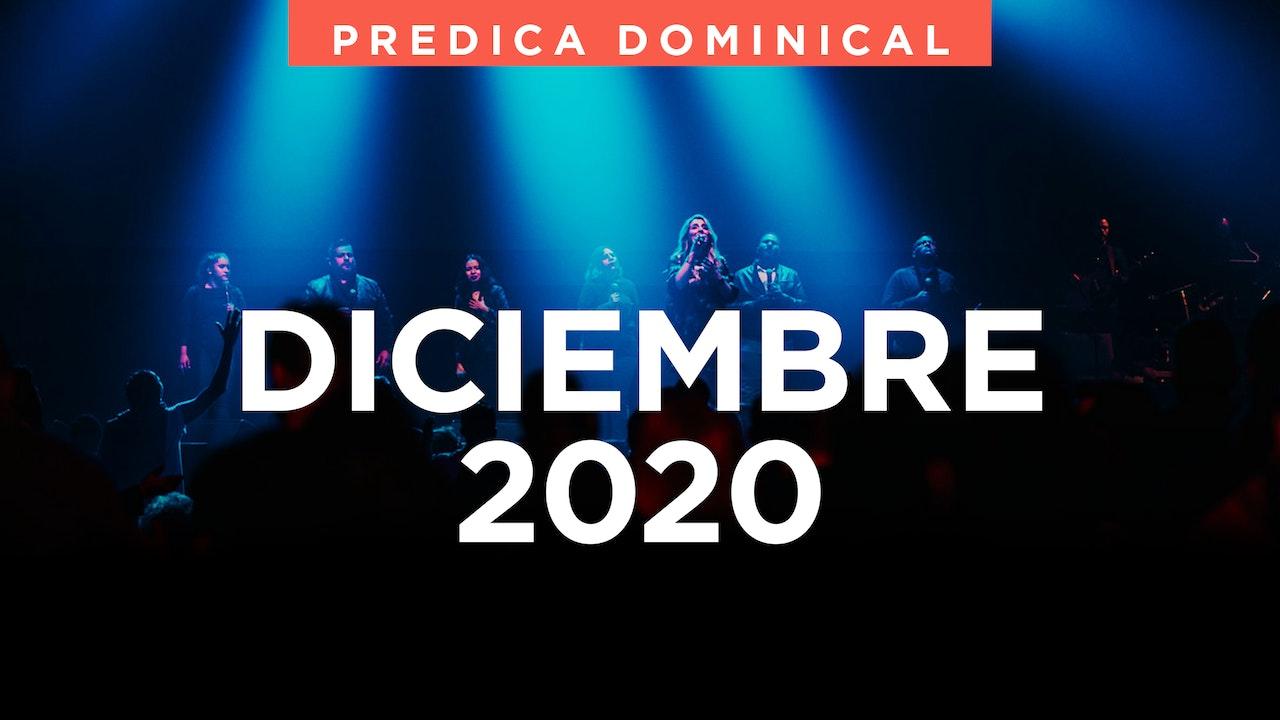 Diciembre 2020 Predicas