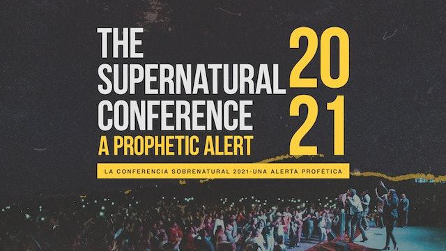 La Conferencia Sobrenatural: Una Aleta Profética