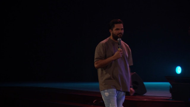 Worship and Prayer Night - Pastor Josue