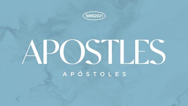 SMS 2021: Taller para Apóstoles