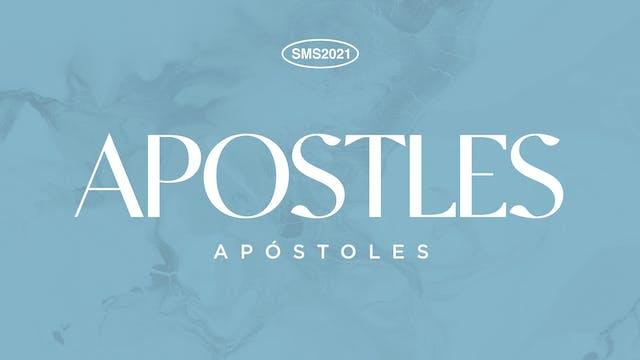SMS 2021: Apostle's Track